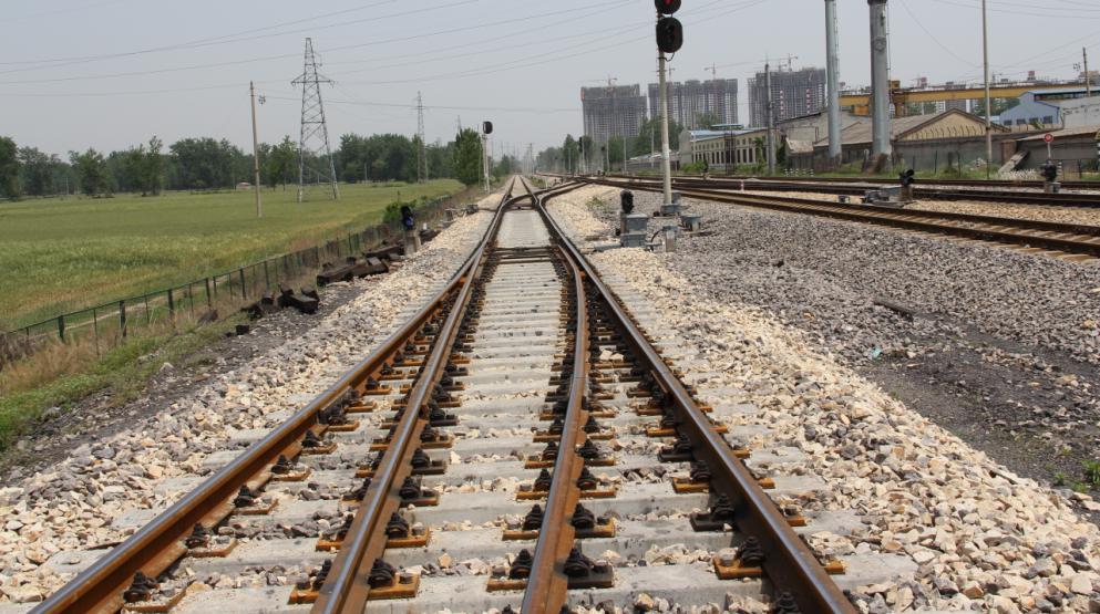 无岔区段轨道电路图